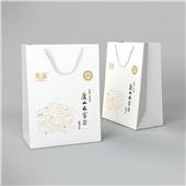 250g单铜手提袋制作 覆膜手提袋加工 定做手提袋