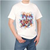 棉质T恤衫POLO衫订制 休闲T恤衫POLO订做 个性T恤衫印图