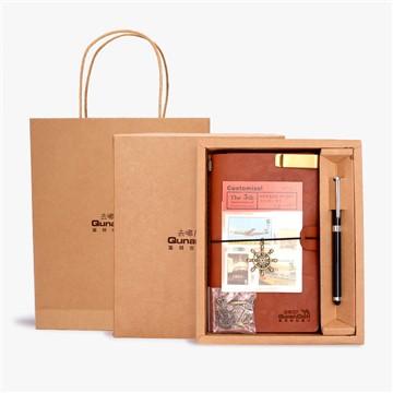 旅行笔记本套装 活动礼品/企业礼品