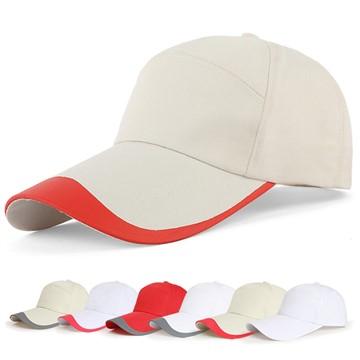 广告棒球帽 印图印字定制