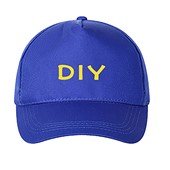 diy帽子定制logo刺绣印字鸭舌帽学生儿童广告帽订做棒球帽韩版