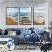 XD-082、XD-083、XD-084 现代风景装饰画客厅卧室