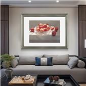 蒋烨--果实--现代简约名人名家装饰画客厅餐厅卧室书房装饰挂画