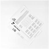 黑白打印复印 文件装订 多种装订方式可选