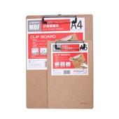 晨光纤维板夹  原木色写字板  (ADM94877)