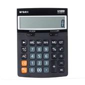 晨光计算器 学生算数器财务计算机12位桌面型(ADG98751)