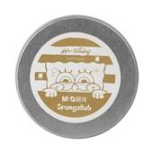 晨光海绵宝宝圆形铁盒金属镀镍回形针防腐耐锈QBS92876