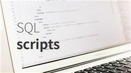 【脚本】按建立时间删除最新产生的重复耗材扩展信息