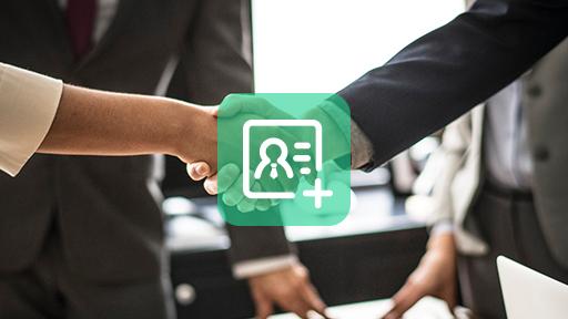 新建客户及联络人员资料信息的标准规范